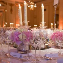 Floral Wedding Table Decorations On Decorations With Reception