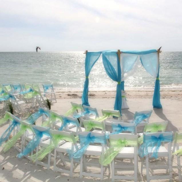 Florida Beach Wedding Style By Suncoast Weddingssuncoast Weddings