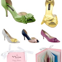 Found! Green Wedding Shoes (and Many More Colors)