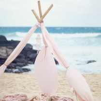 Fresh Mint And Pink Beach Wedding Ideas – Beach Wedding Tips