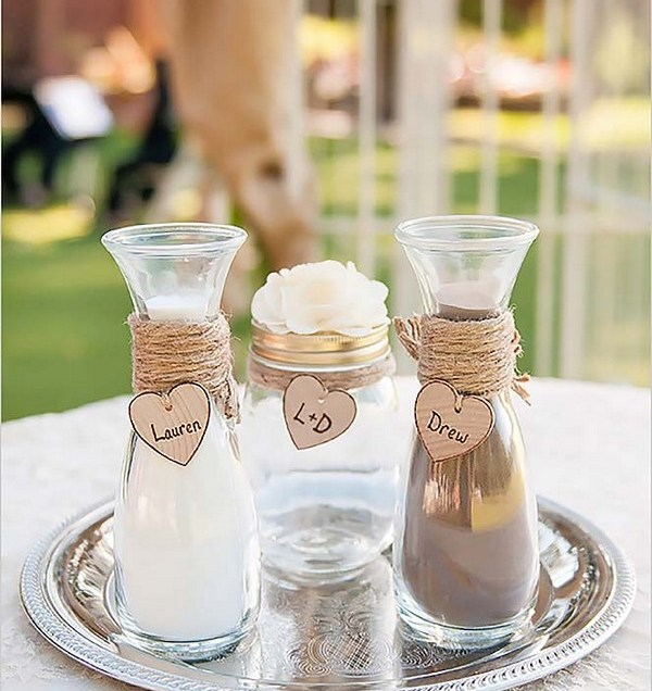 Gallery Rustic Mason Jar Wedding Centerpiece Ideas