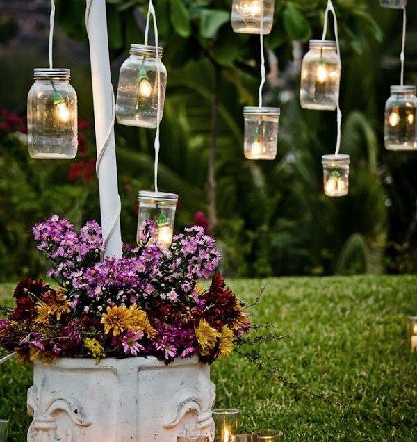 Vintage Outdoor Wedding Decorations Ideas: Outdoor Vintage Wedding Decoration Ideas
