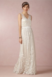 Get The Perfect Bohemian Bride Look With Bhldn