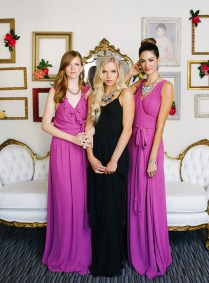 Glamorous Modern Bridesmaid Looks From Joanna August