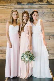 Gorgeous Mix And Match Bridesmaid Dresses By Joanna August