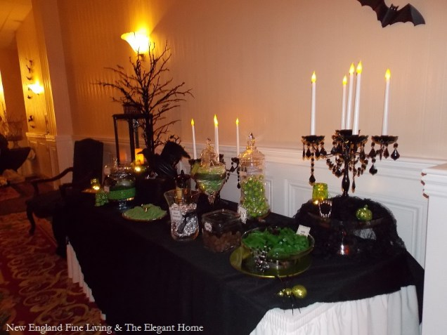 Halloween Themed Wedding, Party, Cocktail Party