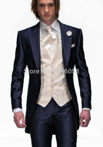 High Quality Men 3 Piece Suits
