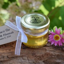 Honey Wedding Favors & Gifts From Vancouver Bc By Luluislandhoney