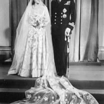 Iconic Wedding Dresses Of The '40s