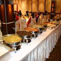 Ideas About Wedding Catering Arrangements