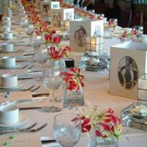 Ideas For Table Decorations Wedding Reception On Decorations With