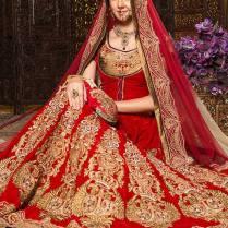 Indian Wedding Bridal Wear