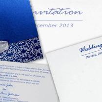 Indian Wedding Cards & Designer Scroll Wedding Invitations