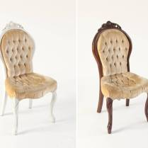 Jodiee's Blog Feature Statement Chairs For The Bride And Groom At