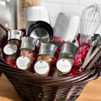 Just Married Gift Basket Ideas