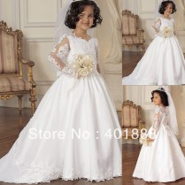 Kids Wedding Dresses From Reliable Wedding Dress Red Suppliers On