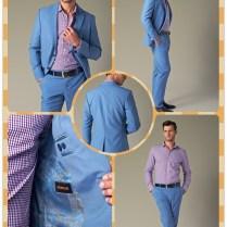 Light Blue Suit, Blue Suits And Light Blue On Emasscraft Org