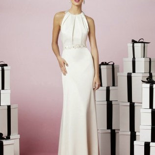 Long White Casual Wedding Dresses For Second Marriages Ideas