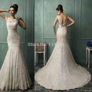 Maggie Sottero V Neck Lace Wedding Dress V Neck Lace Wedding