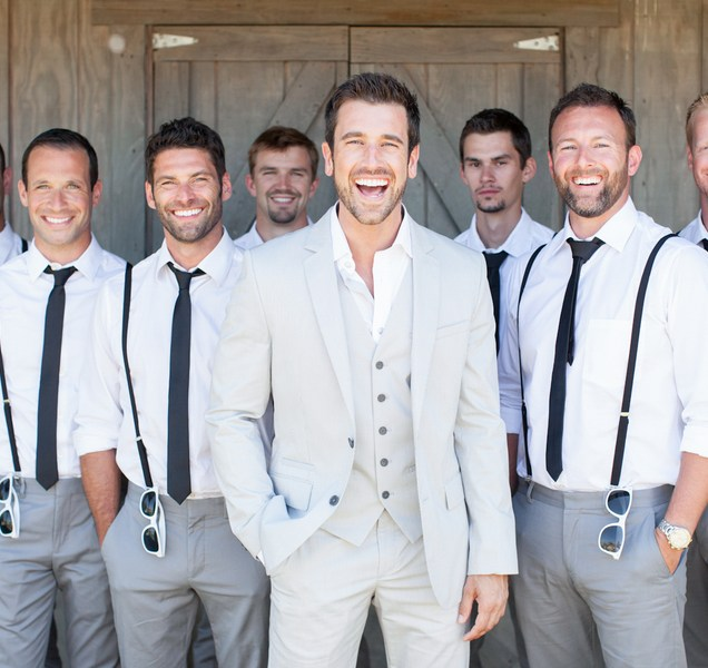 Mens Beach Wedding Wear Australia