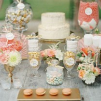 My Wedding Decor In Creamy And Peach – Fresh Design Pedia