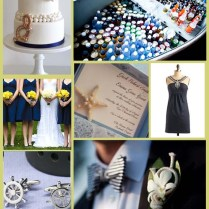 Nautical Wedding Decorations