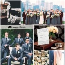 Navy Blue Wedding Ideas & 5 Favorite Pairingstruly Engaging