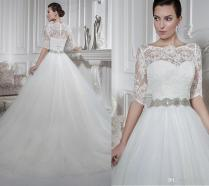 New Arrival Detachable Bodice Sweetheart A