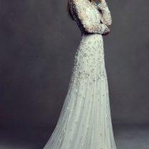 New Bohemian Wedding Dress Bhldn
