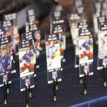 New York Rangers Ice Hockey Themed Bar Mitzvah Bar Mitzvah Party