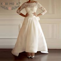 Online Buy Wholesale Lace Convertible Wedding Dress From China