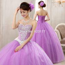 Online Buy Wholesale Violet Wedding Dress From China Violet