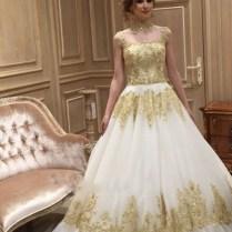 Online Get Cheap Gold Wedding Dresses