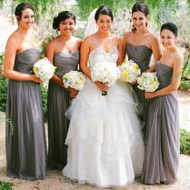 Online Get Cheap Grey Wedding Gowns