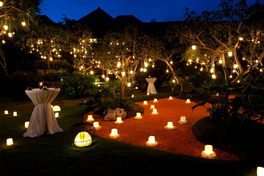 Outdoor Wedding Lighting Decoration Ideas In Outdoor Wedding Lighting