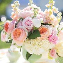 Peony Wedding Bouquets & Centerpieces