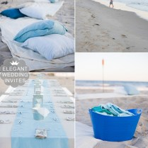 Perfect Rustic Blue Beach Theme Wedding Ideas And Supplies