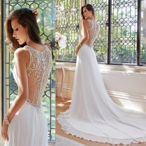 Pictures Of Simple But Elegant Wedding Gowns