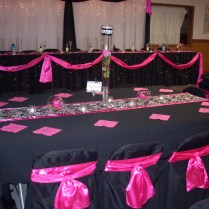 Pink And Black Decorations 15 High Resolution Wallpaper