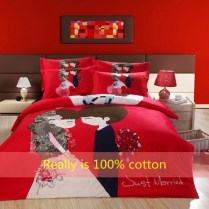 Popular Chinese Style Queen Comforter