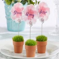 Popular Garden Wedding Centerpieces