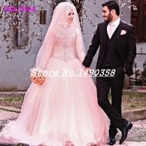 Popular Muslim Wedding Dress Design