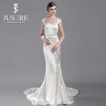 Popular Silk Wedding Dress