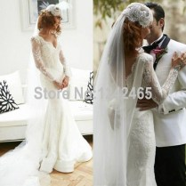 Popular Spanish Style Wedding Dresses