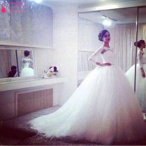 Popular Tutu Wedding Dress