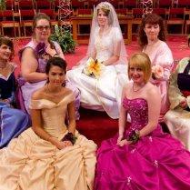 Princess Themed Wedding Dresses Disney