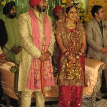 Punjabi Wedding, Punjabi Wedding Dresses And Punjabi Wedding Suit