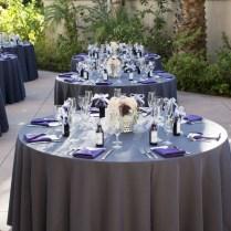 Purple And Gray Diy Wedding {peterson Design & Photography}