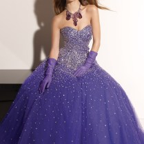 Purple Wedding Dresses For Best Modern Look!