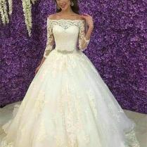 Rainbow Wedding Dress Online Shopping